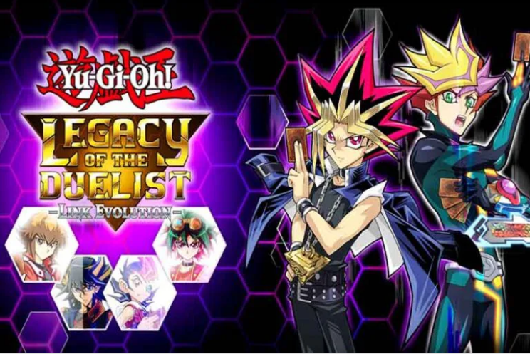 Yu-Gi-Oh! Legacy of the Duelist Link Evolution PC Latest Version Free Download