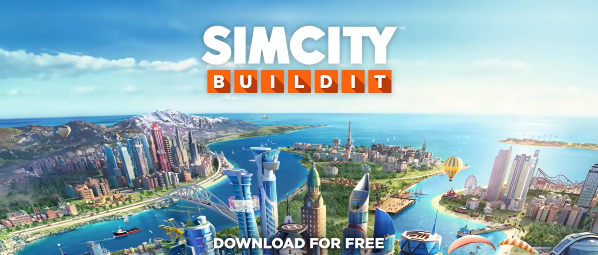 SimCity Download for Android & IOS