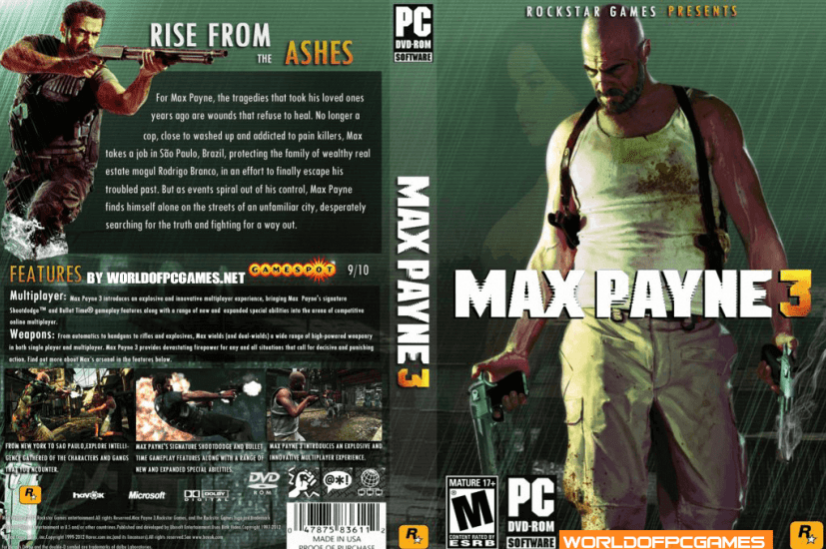 Max Payne 3 APK Download Latest Version For Android