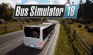 Bus Simulator 18 iOS Latest Version Free Download