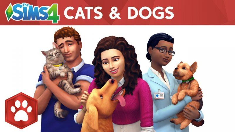 The Sims 4: Cats & Dogs APK Download Latest Version For Android