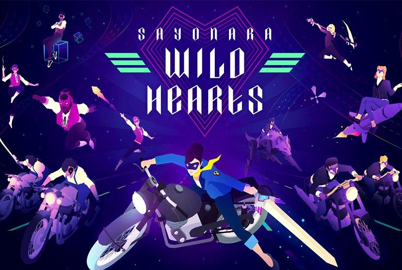 Sayonara Wild Hearts iOS/APK Full Version Free Download