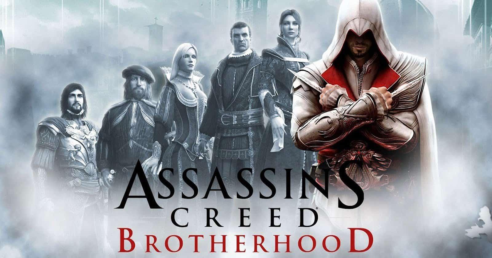 Assassin's Creed: Brotherhood free full pc game for download