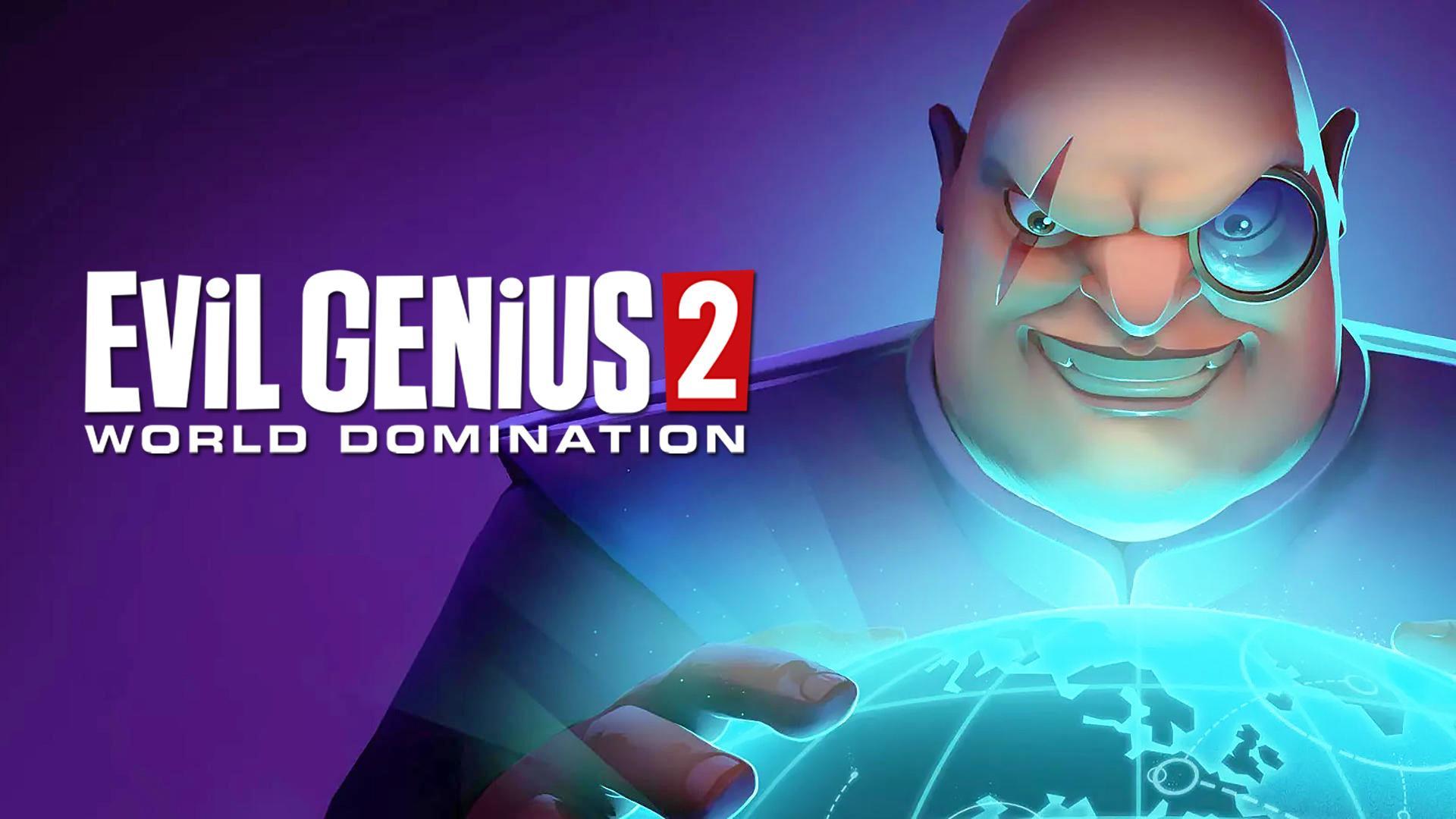 Evil Genius 2 World Domination Game Download