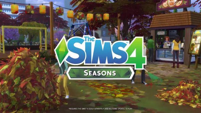 The Sims 4 Seasons iOS/APK Version Full Game Free Download