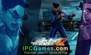 Tekken 4 Setup PC Full Version Free Download