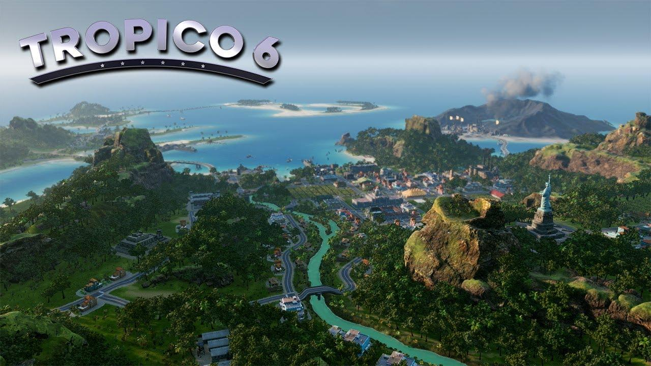 Tropico 6 free game for windows