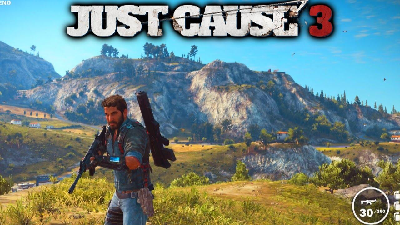 JUST CAUSE 3 PC Download Game for free