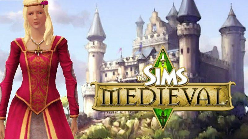 The Sims Medieval PC Download free full game for windows