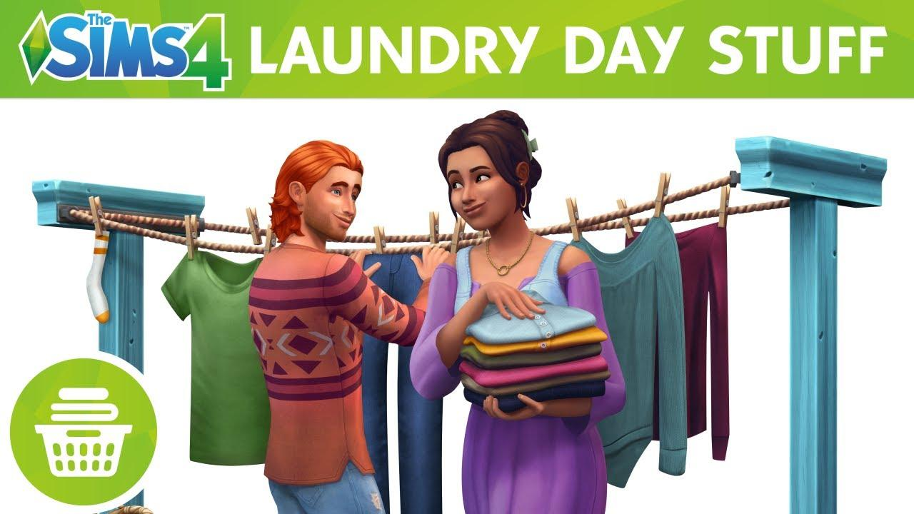 The Sims 4 Laundry Day Stuff Free Download For PC