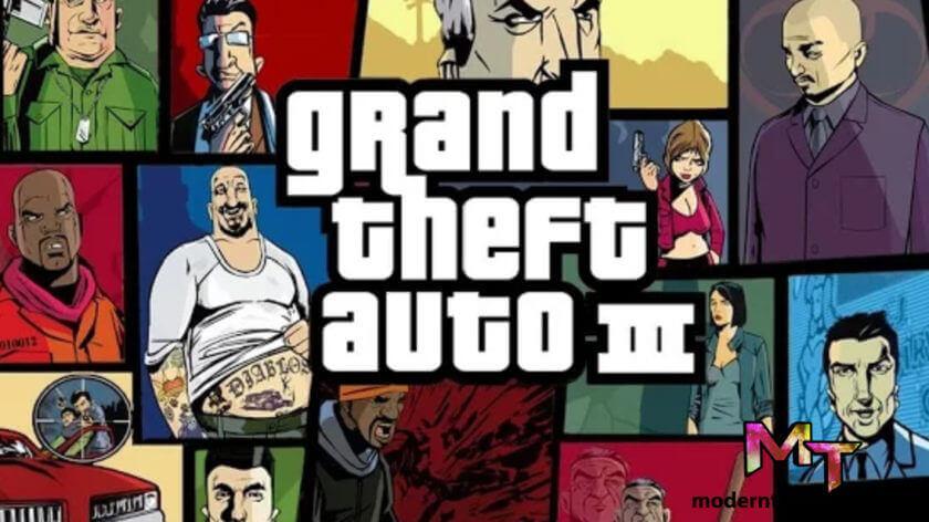 GTA 3 APK Mobile Full Version Free Download