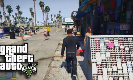 Grand Theft Auto V / GTA 5 Android/iOS Mobile Version Full Free Download