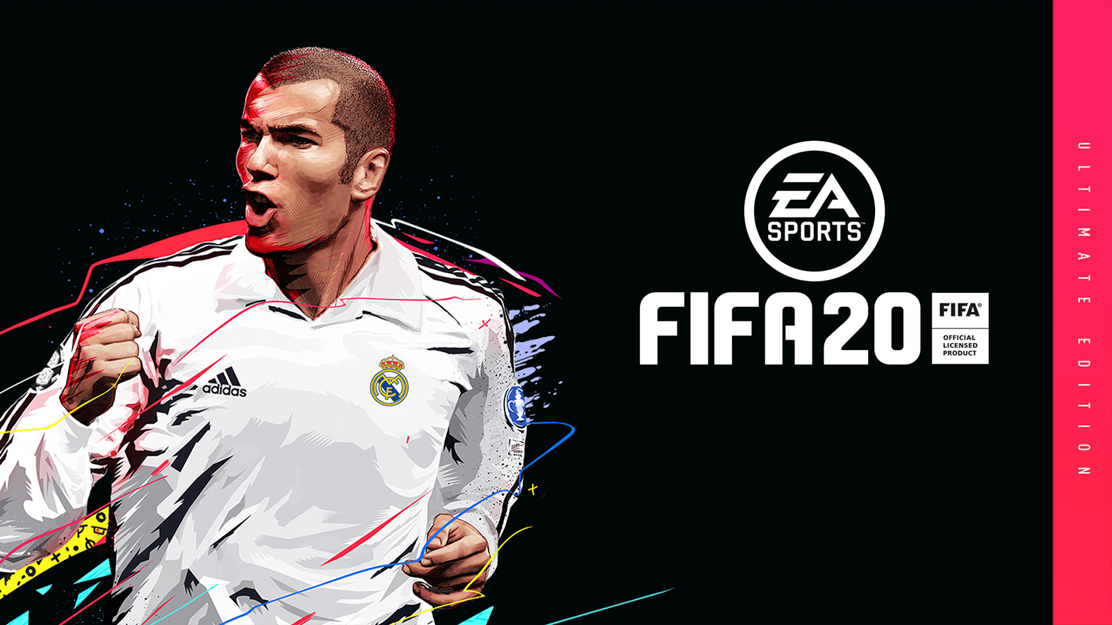 FIFA 20 ULTIMATE EDITION Free Download PC Game (Full Version)