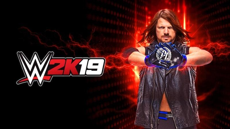 WWE 2K19 PC Game Download For Free