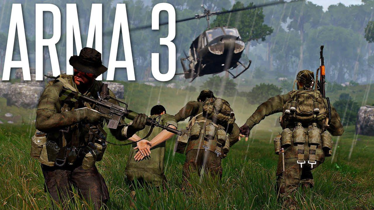 Arma 3 Free Download PC windows game