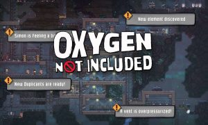 Oxygen Not Included Free Download PC windows game
