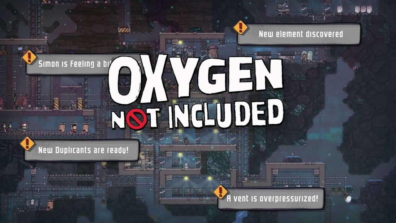 Oxygen Not Included PC Download free full game for windows