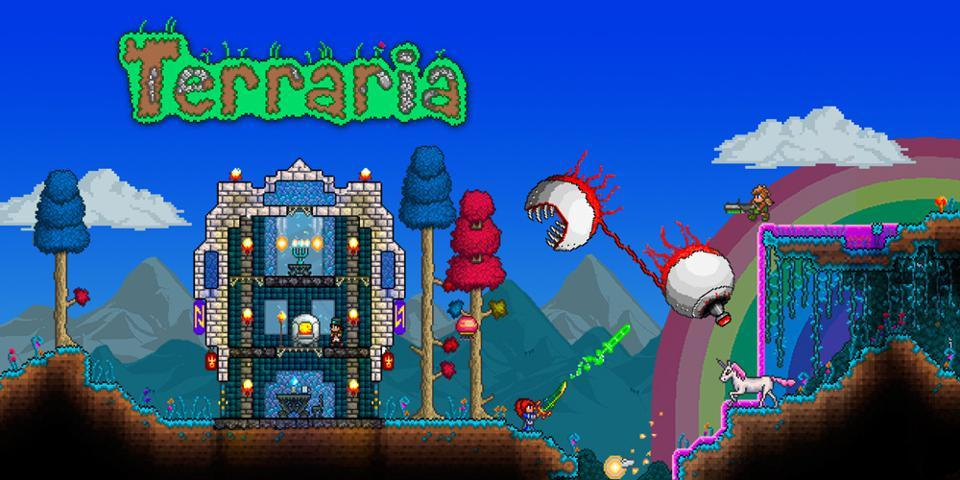 Terraria PC Game Download For Free