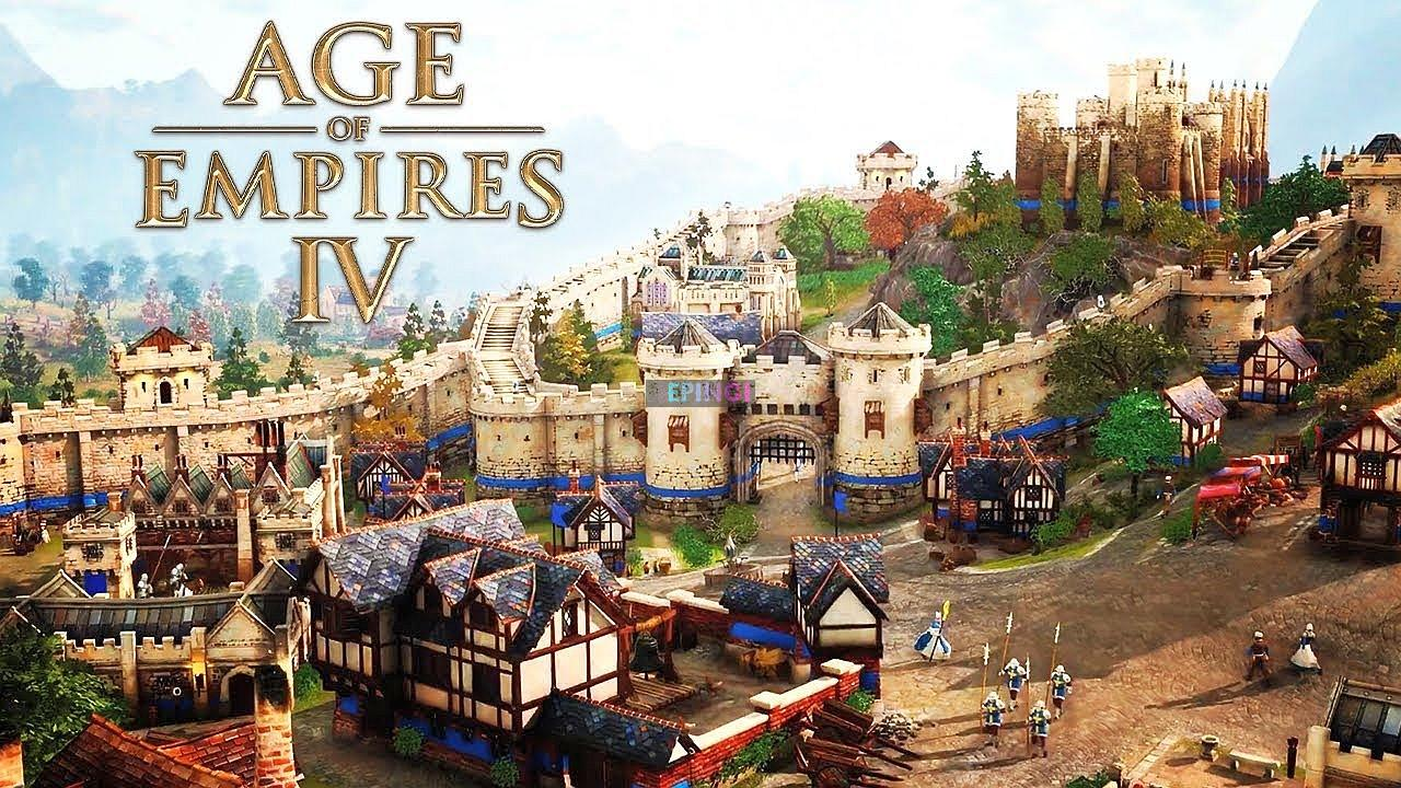 Age of Empires 4 free game for windows