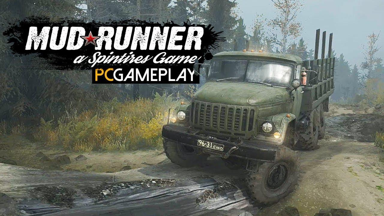 Spintires MudRunner Download for Android & IOS