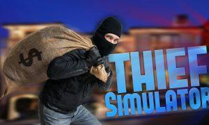 Thief Simulator free game for windows