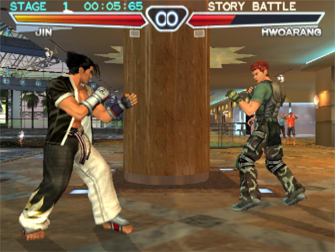 Tekken 4 APK Full Version Free Download (June 2021)