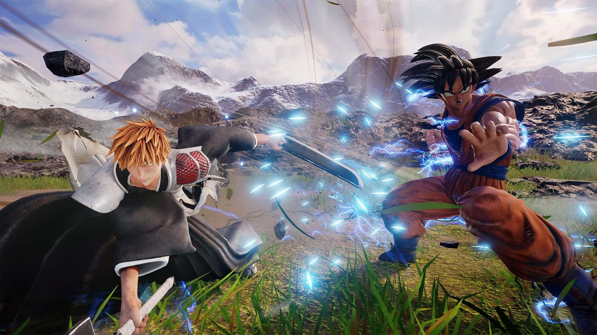 Jump Force Full Version Mobile Game