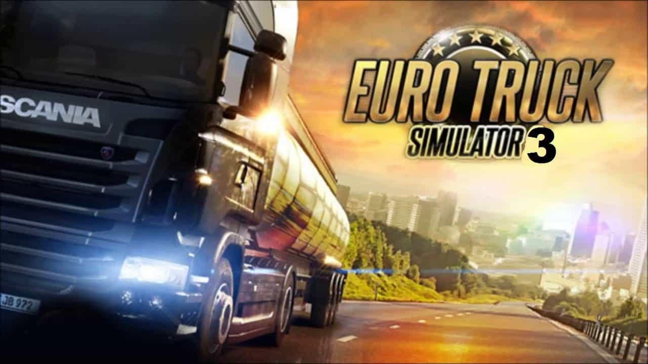 Euro Truck Simulator 3 free full pc game for download