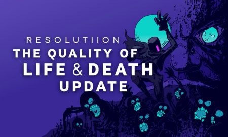 Resolutiion The Quality of Life and Death Free Download