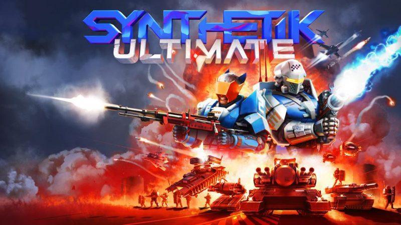 SYNTHETIK: Legion Rising ULTIMATE APK Full Version Free Download (June 2021)