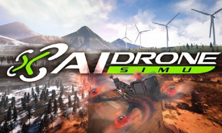 AI Drone Simulator PC Download free full game for windows