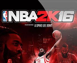 NBA 2K16 Free Download PC windows game