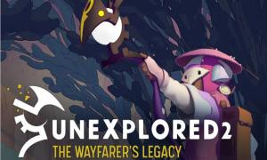 Unexplored 2 The Wayfarer's Legacy free game for windows