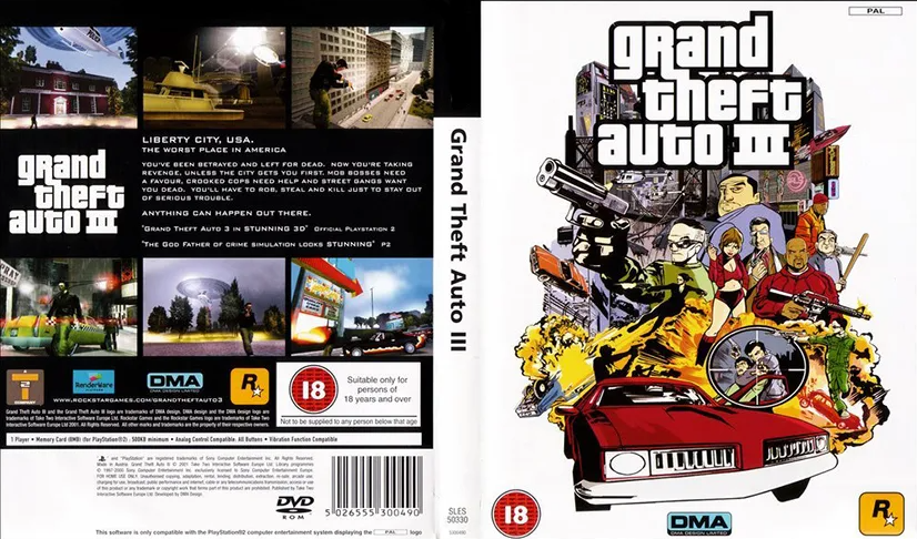 GTA 3 Free Download PC windows game
