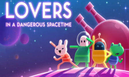 Lovers in a Dangerous Spacetime PC Game Download For Free