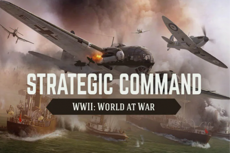 Strategic Command WWII: World At War iOS Latest Version Free Download