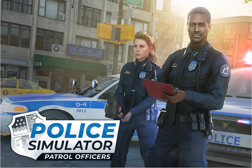 Police Simulator: Patrol Officers free Download PC Game (Full Version)