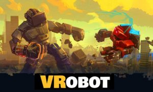 Robot: VR Giant Robot Destruction Simulator Download for Android & IOS