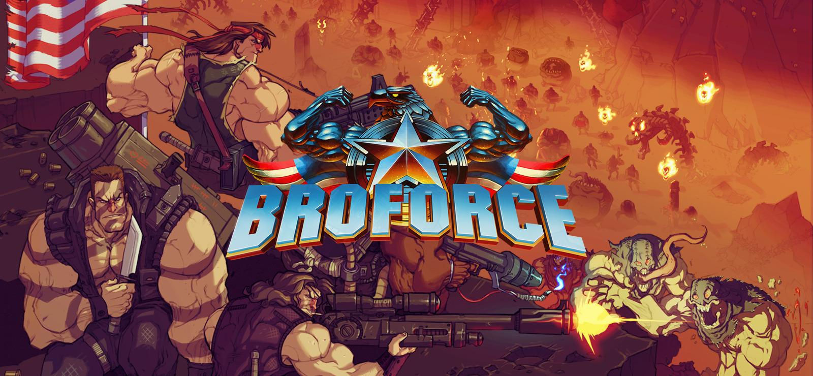 Broforce Android/iOS Mobile Version Full Free Download