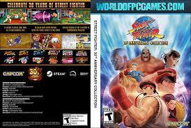 Street Fighter 30th Anniversary Collection Free Download For PC