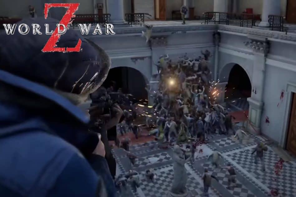World War Z PC Game Download For Free