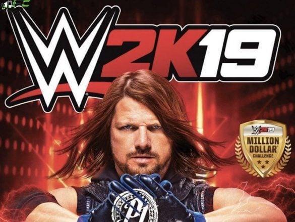 WWE 2K19 [MULTI6] free Download PC Game (Full Version)