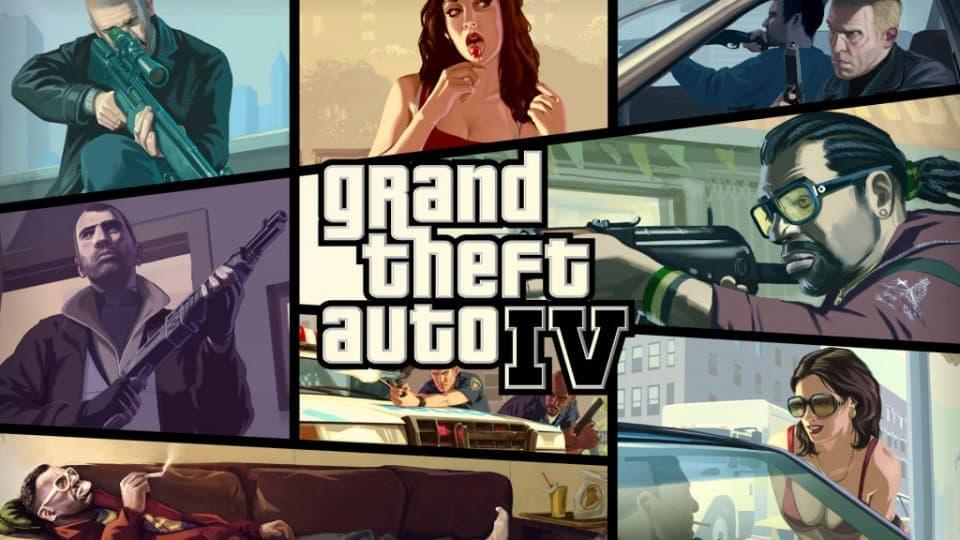 GTA 4 Full Version Mobile Game