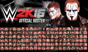 WWE 2K16 free full pc game for download