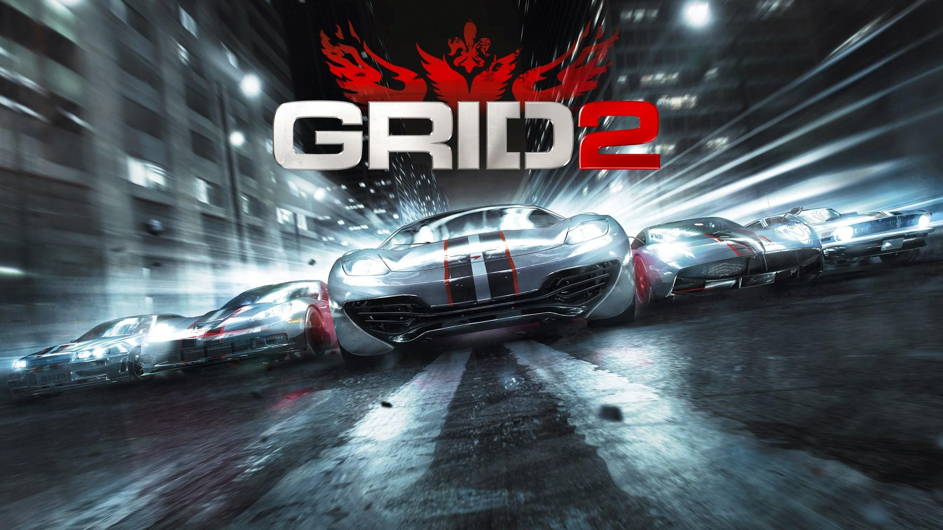 GRID 2 PC Download Game for free