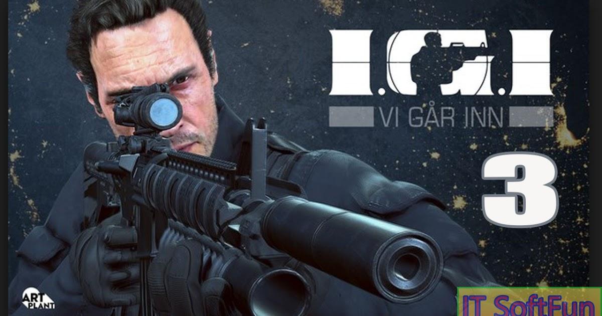 IGI 3 THE MARK free game for windows
