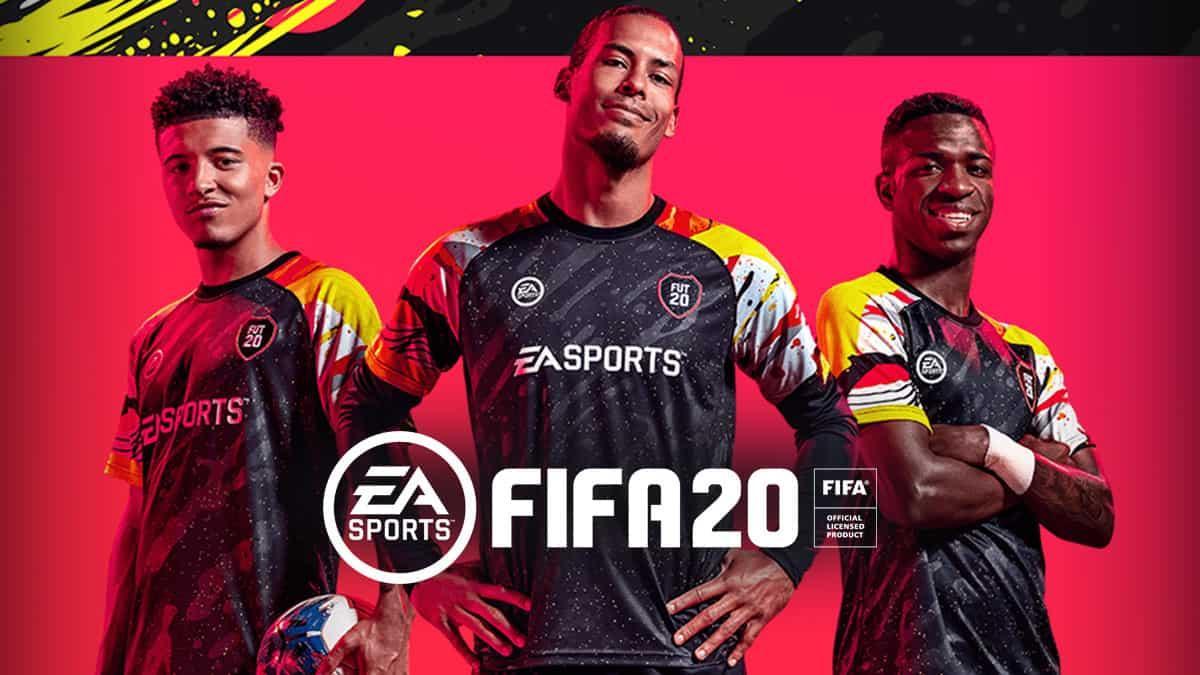 FIFA 20 iOS/APK Full Version Free Download