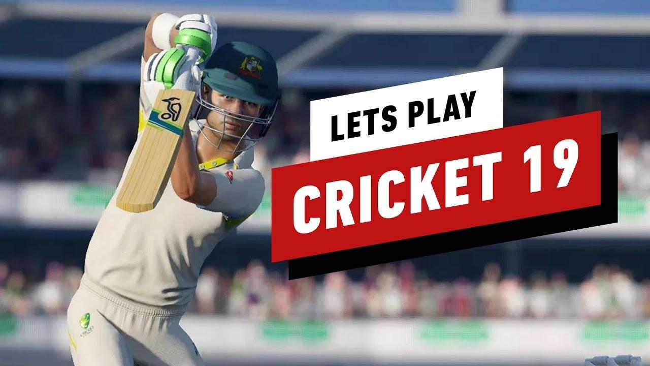 Cricket 19 PC Download Game for free