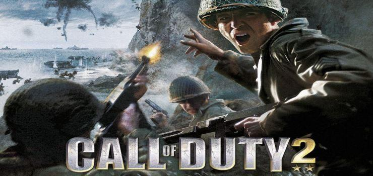 CALL OF DUTY 2 PC Game Download For Free