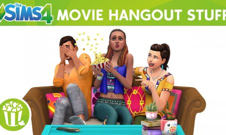 The Sims 4 Movie Hangout Stuff Free Download PC Game (Full Version)